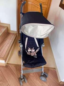 Maclaren Quest Stroller - Ligero, Compacto, Seguro