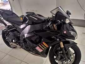 Kawasaki zx10r venezonala como nueva