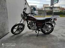 Moto marca japonesa Ducare