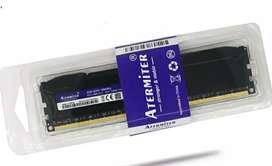 Memoria RAM DDR3 8GB 1600Mhz Nueva Con disipador
