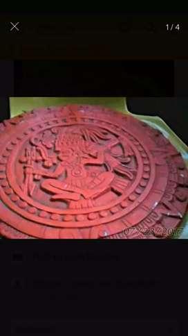 Disco decorativo Maya
