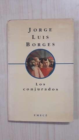 JORGE LUIS BORGES Los conjurados noviembre 1996