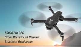 Drones Sg906 Pro Gps  Camara 4k Gimbal 2 ejes 1.2km