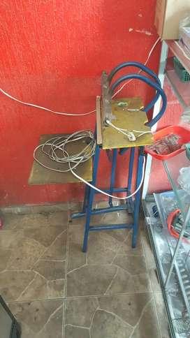 Selladora bolsa pedal