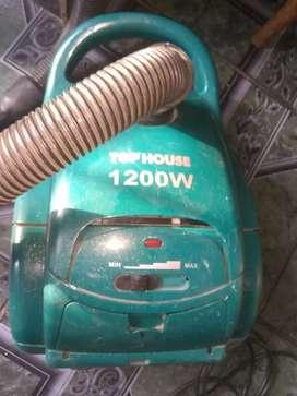 Aspiradora top Hause 1200  flama usada pero andando bien