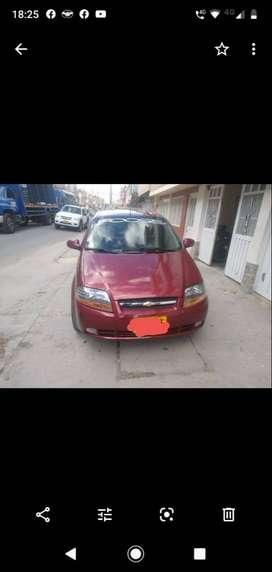 Chevrolet Aveo five 1600