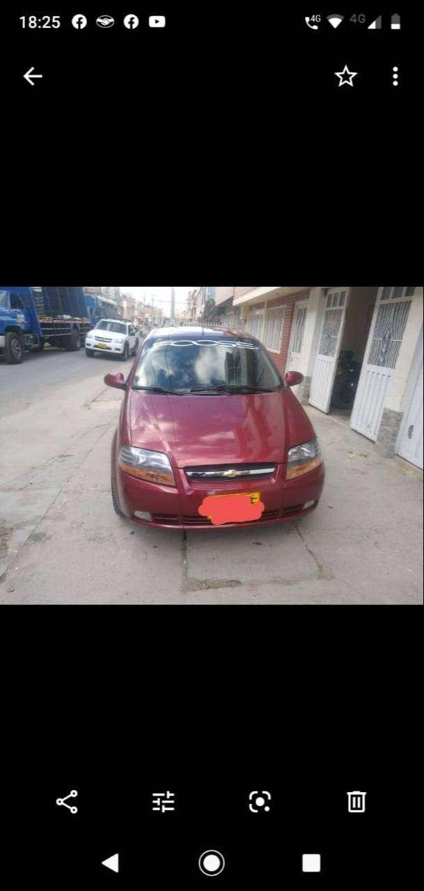 Chevrolet Aveo five 1600 0