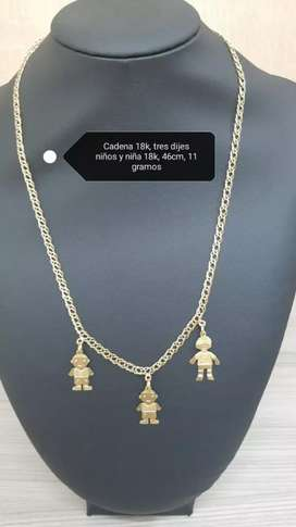 vendo cadena de oro