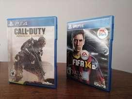 FIFA 14 + Call Of Duty Advance Warfare Digital