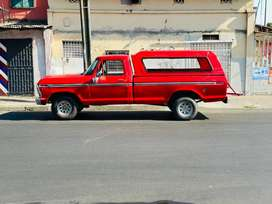 Ford F150 larga Clasica
