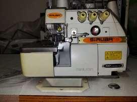 Se venden máquinas de cocer cortadora ,fileteadora y collarín y se obsequia una mesa de corte medidas 245x155