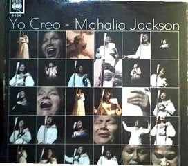 MAHALIA JACKSON  YO CREO CBS 8806 AUDIOMAX
