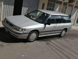 Subaru legacy stacion wagon de medico