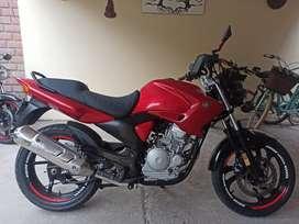 Vendo mi Yamaha ybr250