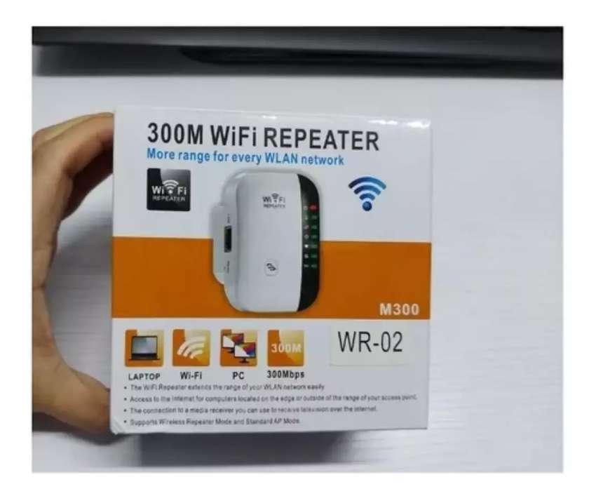 Repetidor WiFi inalambrico