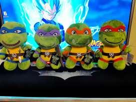 Peluches Tortugas Ninja
