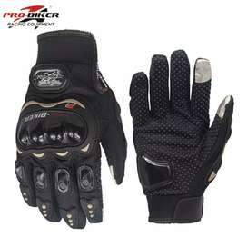 Se vende guantes de moto