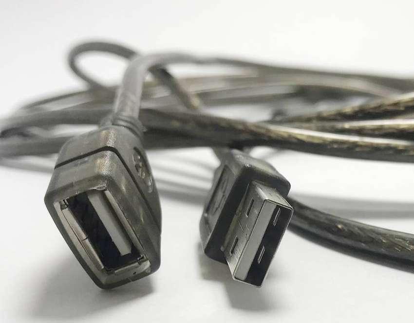 Cable Extensión USB  5 Metros