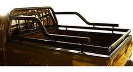 Vendo jaula antivuelco Chevrolet D20