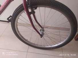 Vendo bicicleta en buen estado