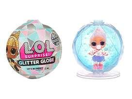 LOL Surprise Glitter Globe. Muñeca Serie Winter Disco