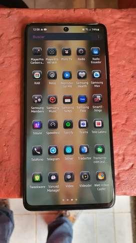 Samsung A71 como nuevo