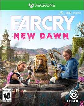 Far Cry New Dawn Xbox One, Físico