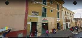Vendo casa de 4 pisos en centro de Ayacucho
