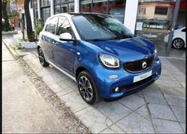 Smart Forfour Play 1.0 2018 Automático 6 Vel.