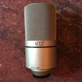 Microfono mxl 990