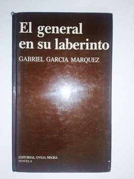 EL GENERAL EN SU LABERINTO