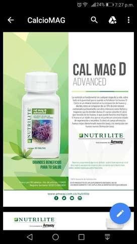 Suplementos Nutrilite