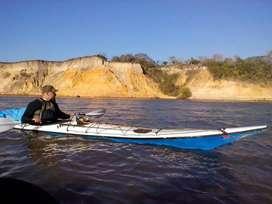 Kayak weir marcopolo 2 con 3 tambichos