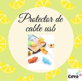 Protector cable usb Come cable