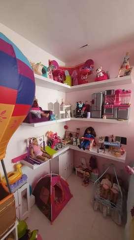 Accesorios y muñecas american girls y our generation