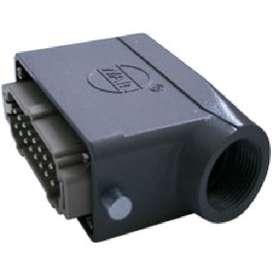 Conector industrial macho 16 polos 16A