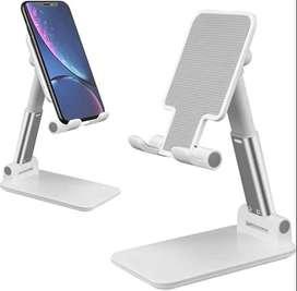 Soporte Base Celular, Tablet, Mesa Escritorio Ajustable