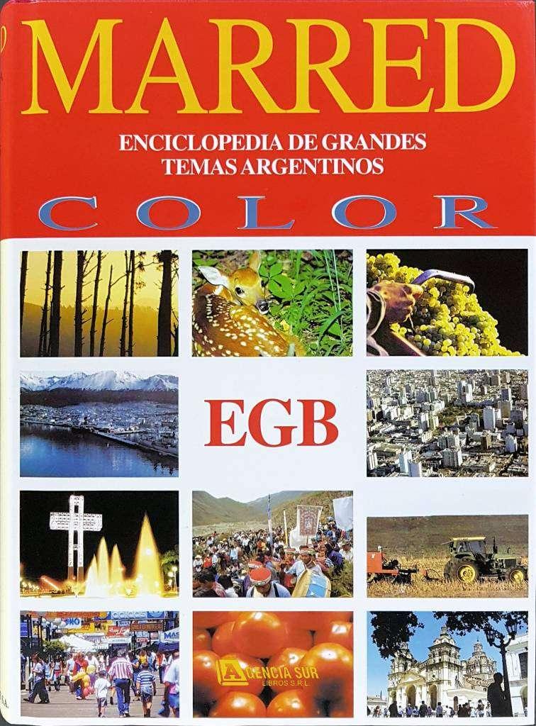 MARRED, Enciclopedia de Grandes Temas Argentinos 0