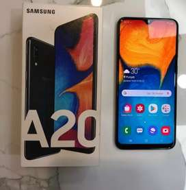 Galaxy A20 perfecto estado
