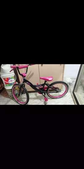 Bicicleta de la Barbie para niñas mayores de 10 años