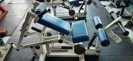 maquina de abdominales