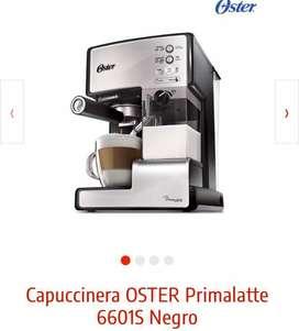 Oster cafetera automatica prima latte