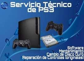 Ps3 Servicio Tecnico