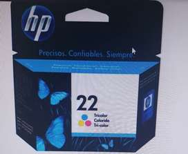 CARTUCHO HP22  COLOR
