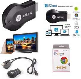 Ezcast Convertí tu Led ó Lcd en un Smart TV !!!