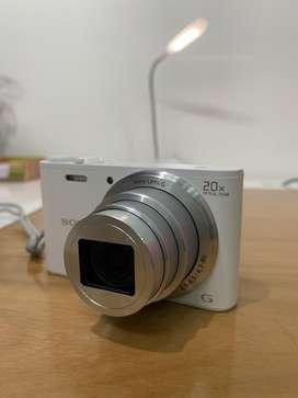 Camara sony cybershot dsc wx350