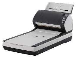 Scanner Fujitsu fi-7280 usado garantía tres meses