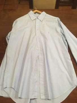 Camisa ralph lauren usada