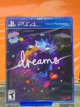 Juego dreams ps4
