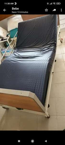 Se vende colchón uso de 10 días de líneas hospitalarias.